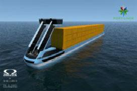 De 'Tesla onder de binnenvaartschepen' komt uit Nederland