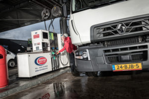 Rensa start pilot met biodiesel uit afval