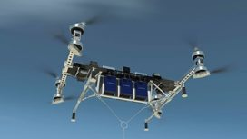 Boeing onthult onbemande vrachtdrone