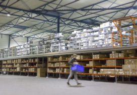 E-commerce speler Flinders breidt distributiecentrum uit