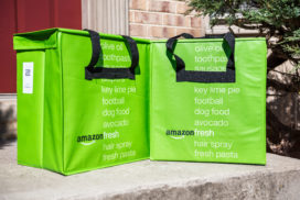 'Voedsel via e-commerce is gemeengoed in 2024'