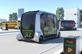 Toyota lanceert ambitieuze plannen autonoom rijden