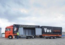 Vos logistics neemt logistieke dienstverlener over