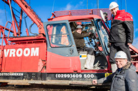 DPD Nederland start bouw 'sorteerfabriek' in Oirschot