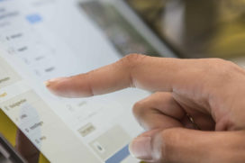 Digitalisering in distributie en planning