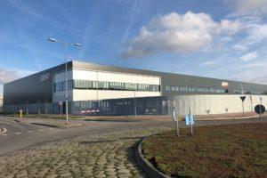 SEKO strijkt neer in Amsterdam met groot distributiecentrum