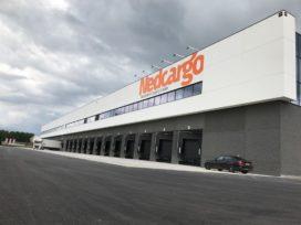 Nedcargo neemt distributiecentrum Willebroek in gebruik