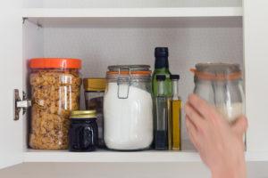 Online startup houdt voorraad keukenkastje bij