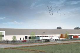 NewCorp Logistics laat nieuw dc bouwen in Heinenoord
