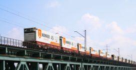 Dit is de eerste trein tussen Amsterdamse haven en China