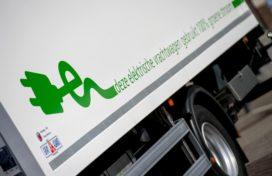 Eerste energieplanner elektrische trucks in gebruik