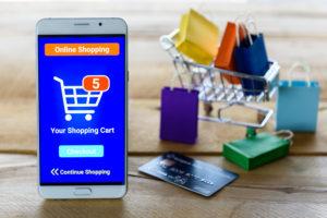 Groei e-commerce bestedingen stagneert