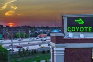UPS voegt Freightex en Coyote Logistics samen