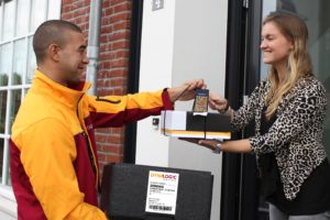 E-commerce klant is koning: tsunami aan last mile opties