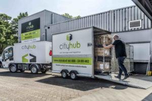 Vastgoedmarkt houdt ontbijtsessie over last mile logistiek