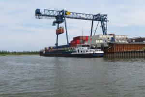 Container Terminal Doesburg breidt afvaarten uit