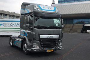 Emissievrij de stad in – truckmerken presenteren opties