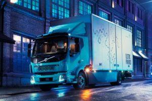 Volvo Trucks troeft Tesla af